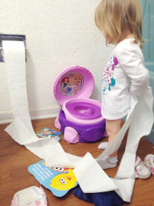 Early Potty Training Gear