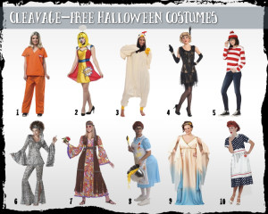 Easy Halloween Costumes That Don't Look Like You Are