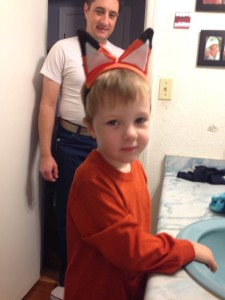 How to Make Fox Ears and a Fox Tail