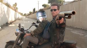 Robocop + Terminator = BFFs for Life