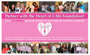 Large format poster for CAbi