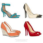 Fashion Illustration Project: The Wardrobe Bible