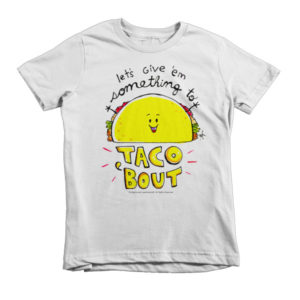Taco Tuesday Kids T-Shirt